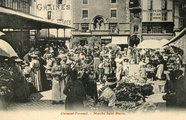 Clermont ferrand 63 march saint pierre - Marche saint pierre adresse ...
