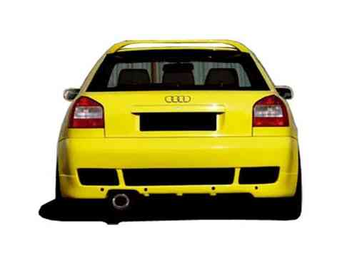 PARAGOLPES AUDI A3 2005 NEW STYLE TRASERO