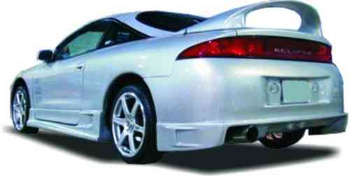 BUMPERS MITSUBISHI ECLIPSE INDICO FRONT 95-00