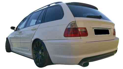 BAMPER BMW E46 CARRINHA ZADNIY