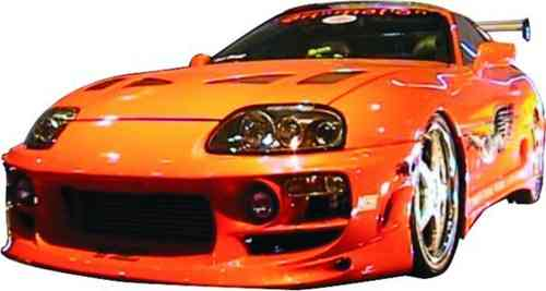 BUMPERS TOYOTA SUPRA -BMX FRONT