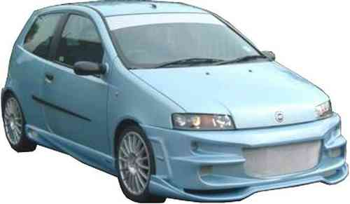 BUMPERS FIAT PUNTO II BAD BOY FRONT