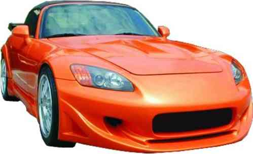BUMPERS HONDA S2000 FRONT