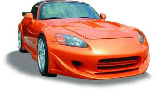 BUMPERS HONDA S 2000 FRONT 99-03