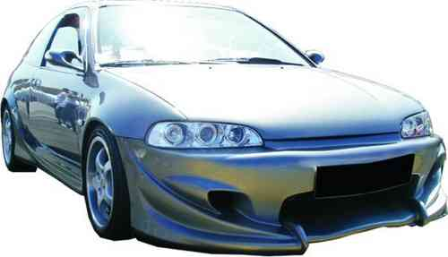 BUMPERS HONDACIVIC FLASH 92 FRONT
