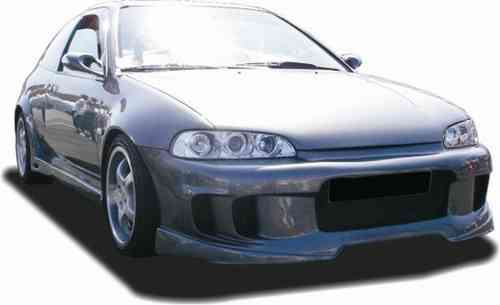 BUMPERS HONDA CIVIC 92 SPYER FRONT