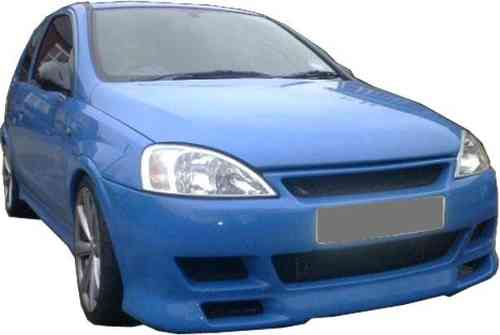 BUMPERS OPEL CORSA C GREAT FRONT