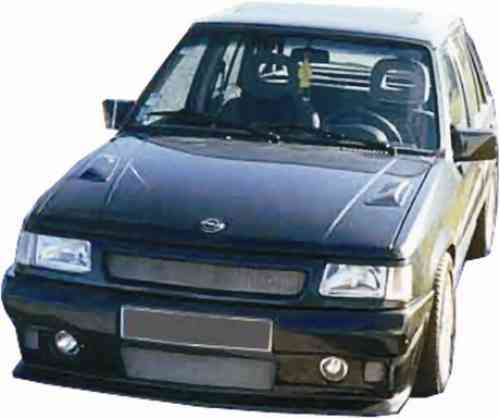 BUMPERS OPEL CORSA A FRONT