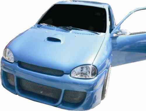 BUMPERS OPEL CORSA B EVO RS FRONT