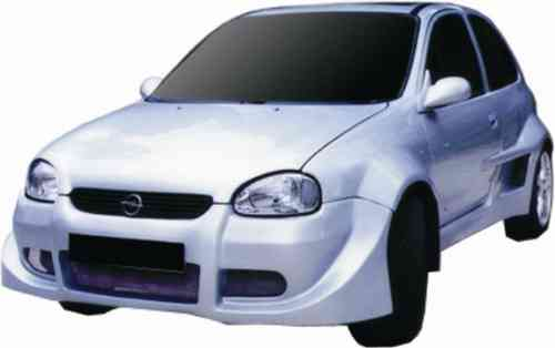 BUMPERS OPEL CORSA B PROVLER FRONT
