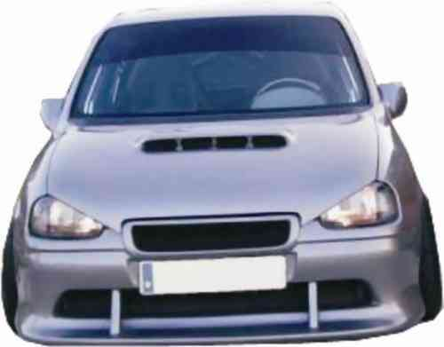 BUMPERS OPEL CORSA B MONTERS FRONT