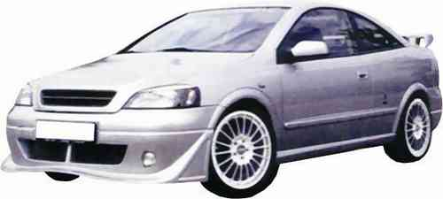 BUMPERS OPEL ASTRA G VAVE FRONT