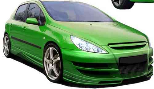 BUMPERS  PEUGEOT 207 GALAXY FRONT