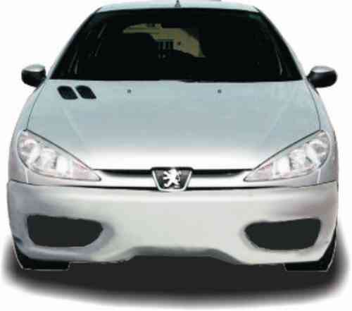 BUMPERS PEUGEOT 206 MODENA FRONT