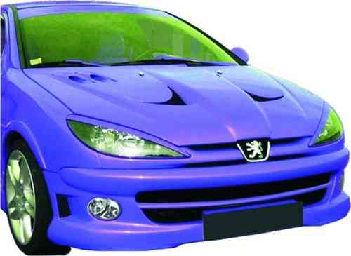 BUMPERS PEUGEOT 206 FRONT