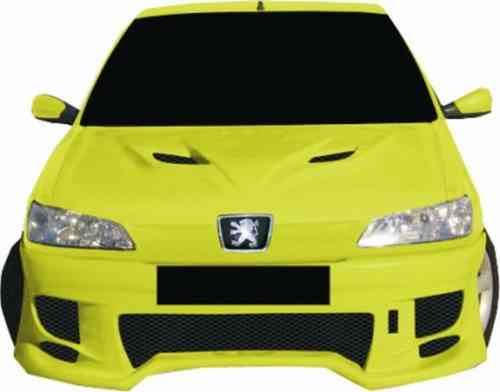 BUMPERS PEUGEOT 306 RADICAL FRONT