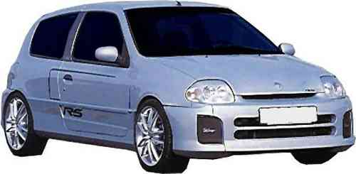 BUMPERS RENAULT CLIO 98 TIPO V6 FRONT