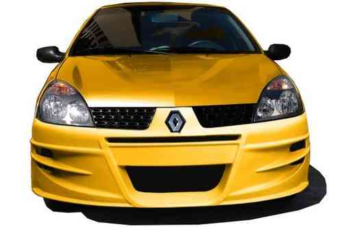 BUMPERS RENAULT CLIO 2002 NITRO FRONT