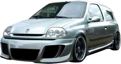 BUMPERS RENAULT CLIO 98 FRONT