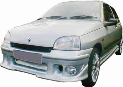 BUMPERS RENAULT CLIO 92 MERCURY FRONT