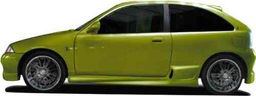 SIDE SKIRTS ROVER 200 G-FORCE 3/P COM PAINEL