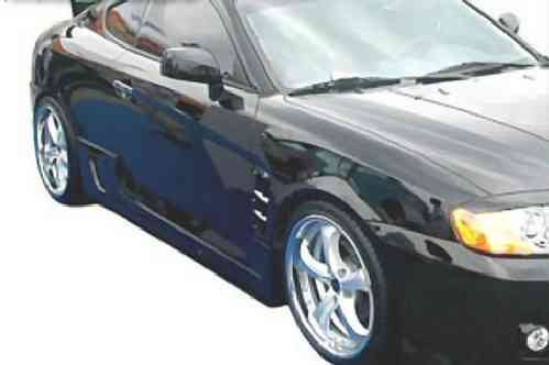 LATERAL HEEL HYUNDAI COUPÉ 2003