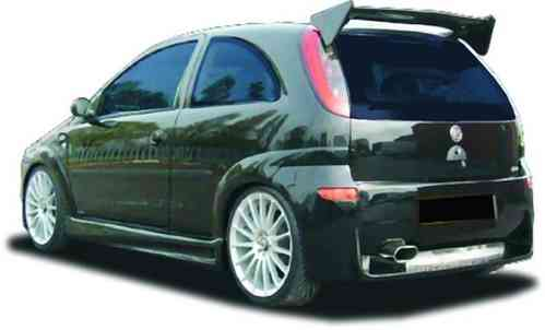 WHEEL ARCH  CORSA C EVO RS