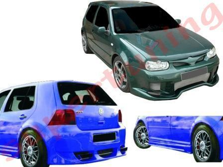 KIT COMPLETO VW GOLF IV RADICAL