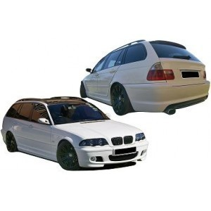 KIT COMPLET BMW E46 VAN CARRINHA