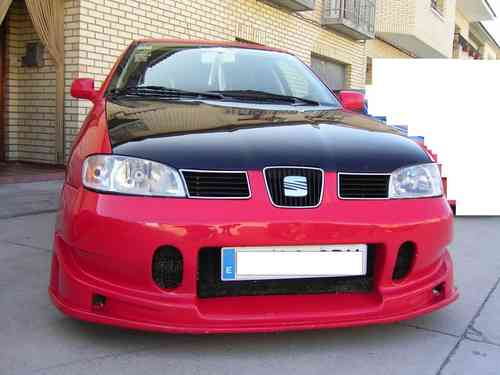 BUMPERS SEAT IBIZA/CORDOBA 00 TUNER FRONT