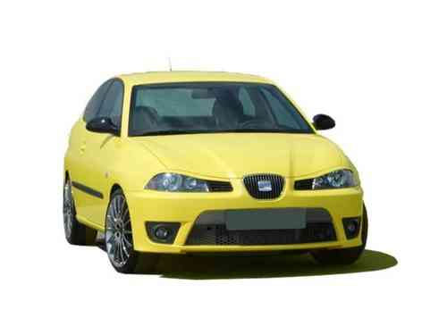 BUMPERS SEAT IBIZA 2006 CUPRA FRONT