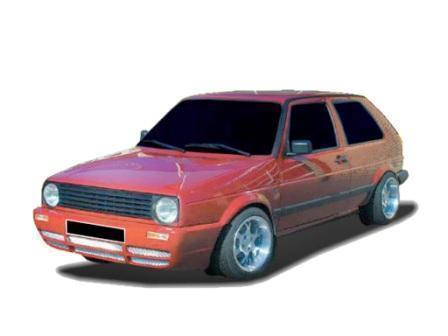 BUMPERS GOLF II CUP FRONT