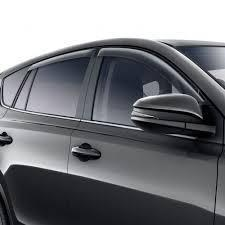 WIND DEFLECTOR COROLLA NDE150 / ZZE150 2007 > 4 DOOR TYPE