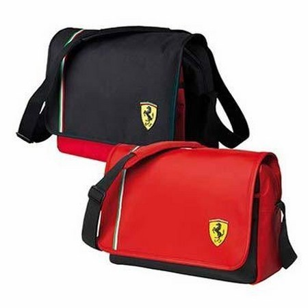 ACCESSORIO FERRARI MESSENGER BAG