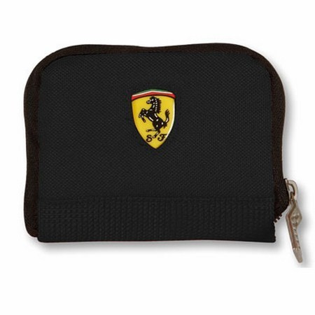 ACCESSORIO FERRARI CARTERA ZIP SF