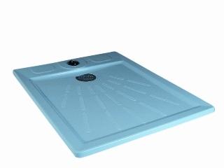 Plato de ducha plano Classic