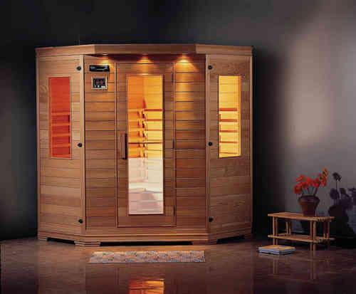 Sauna modelo Lambda