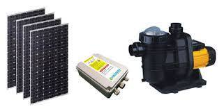 Sistema de depuración de piscinas por energía solar