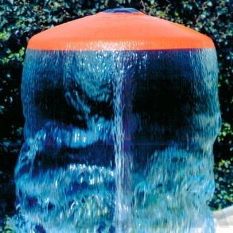 Fuente de piscinas Sombrilla