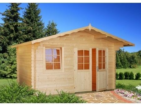 Caseta de jardín de madera Christina