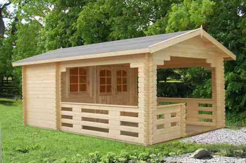 Caseta de jardín Sylvi