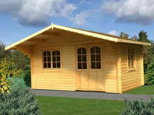 Caseta de jardín de madera Jessica