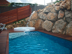 Stainless Steel swimming pool 6 x 3 m