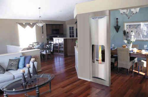 Calefactor de interior de diseño