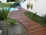 Suelo de madera de instalación rápida