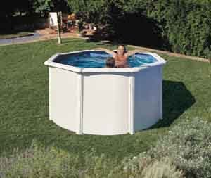 3mt high octagonal pool diameter