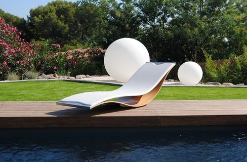 Tumbona de madera modelo Home Sky
