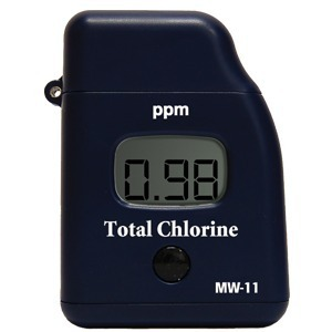Pocket Photometer for Total Chlorine