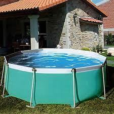 Circular AGP pool 3.20 x 0.80