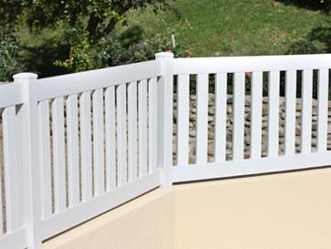 Open Garden Fence Ciclope